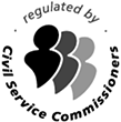 Regulated by the Civil Service Commission